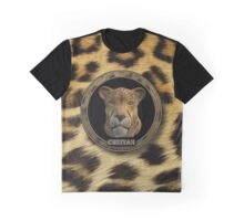OS X 10.0 Cheetah Graphic T-Shirt