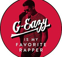 G-Eazy - Favorite Rapper by 90210T