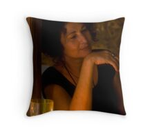The Old Kafenion . Chania . Greece. by Andre Brown Sugar. Favorites: 1 Views: 87 . Efcharisto ! Throw Pillow