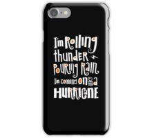 hell's bells iPhone Case/Skin
