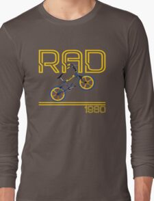 Retro 80's BMX Bike Men's T-shirt  Long Sleeve T-Shirt