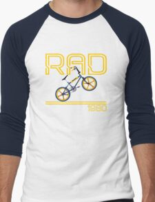 Retro 80's BMX Bike Men's T-shirt  T-Shirt