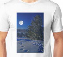 Moonlight night Unisex T-Shirt
