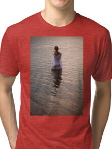 Dreaming in the water Tri-blend T-Shirt
