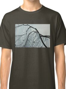 Intricate Ice Curtains Classic T-Shirt