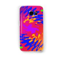 Psychedelic Splodge Samsung Galaxy Case/Skin
