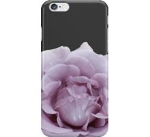 Lilac Garden Rose - Hipster/Pretty/Trendy Flowers iPhone Case/Skin