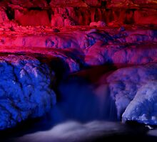 Almonte waterfalls by Chris Kiez