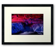 Almonte waterfalls Framed Print