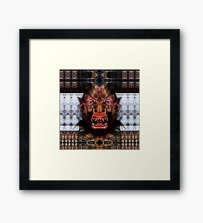 Animal Framed Print