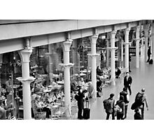 Cafe Culture Photographic Print