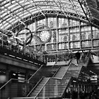 St. Pancras Station 2012 by Matthew Floyd