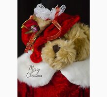 Christmas Red Teddy Bear Classic T-Shirt