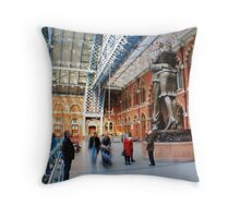 The Meeting Place #2 Throw Pillow