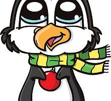 penguin by BoYusya