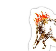 The Discovery of Fire #1 Sticker