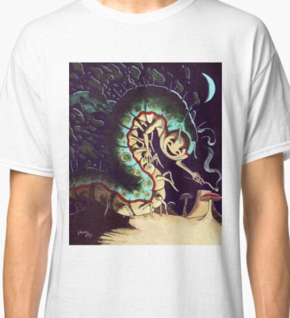 The Laughing Caterpillar Classic T-Shirt