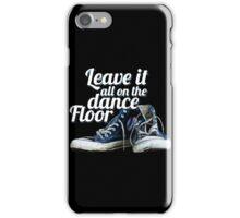Dance Floor iPhone Case/Skin