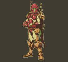 The Galactic Bounty Hunter