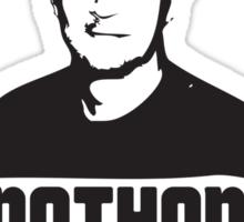 I Wish This Was Nathan Fillion Sticker