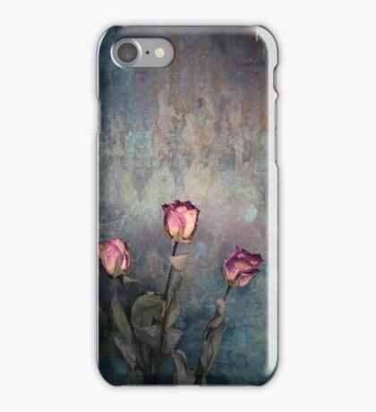 Three Roses  iPhone Case/Skin