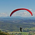 Flying into the Panorama by Graeme  Hyde