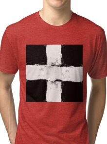 Abstract Painting #7 Tri-blend T-Shirt