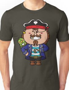 kawaii Pirate Unisex T-Shirt