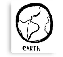 eARTh Canvas Print