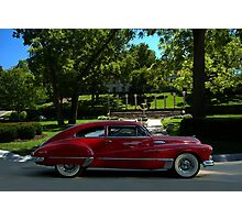 1946 Buick Super Sedanette Coupe Photographic Print