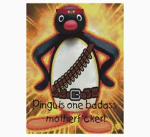 Pingu is one badass motherf*cker! T-Shirt