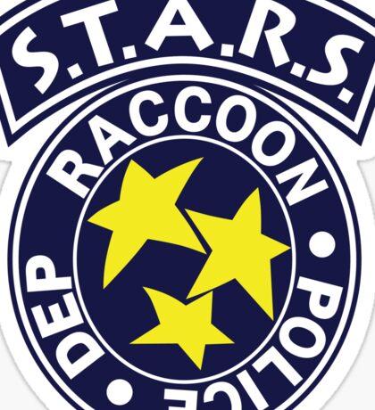 S.T.A.R.S. Badge (Resident Evil) Sticker
