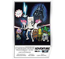 Adventure Wars Poster