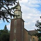 Bruton Parish Church by Jennie L. Richards