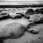 Bowling Ball Beach #2 by Ed Lark