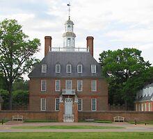 The Governor's Palace by Jennie L. Richards