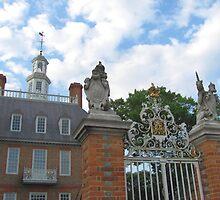 The Governer's Palace II by Jennie L. Richards