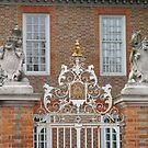 The Governor's Palace Gate by Jennie L. Richards