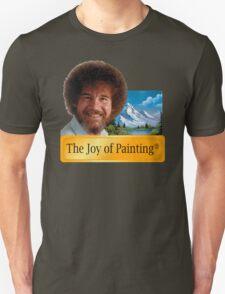 Bob Ross The joy of Painting T-Shirt