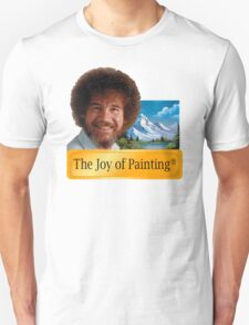 Bob Ross The joy of Painting T-Shirt