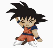 Dancing Goku Kids Clothes
