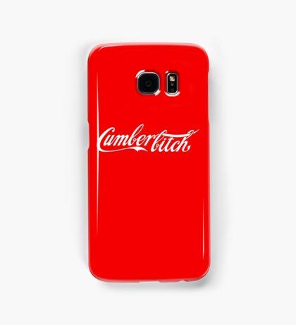 Cumberbitch Samsung Galaxy Case/Skin