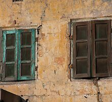 Random Windows by phil decocco