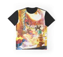 HO-OH'S SACRED FIRE Graphic T-Shirt