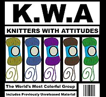 KWA - Knitters With Attitudes by ultimohombre