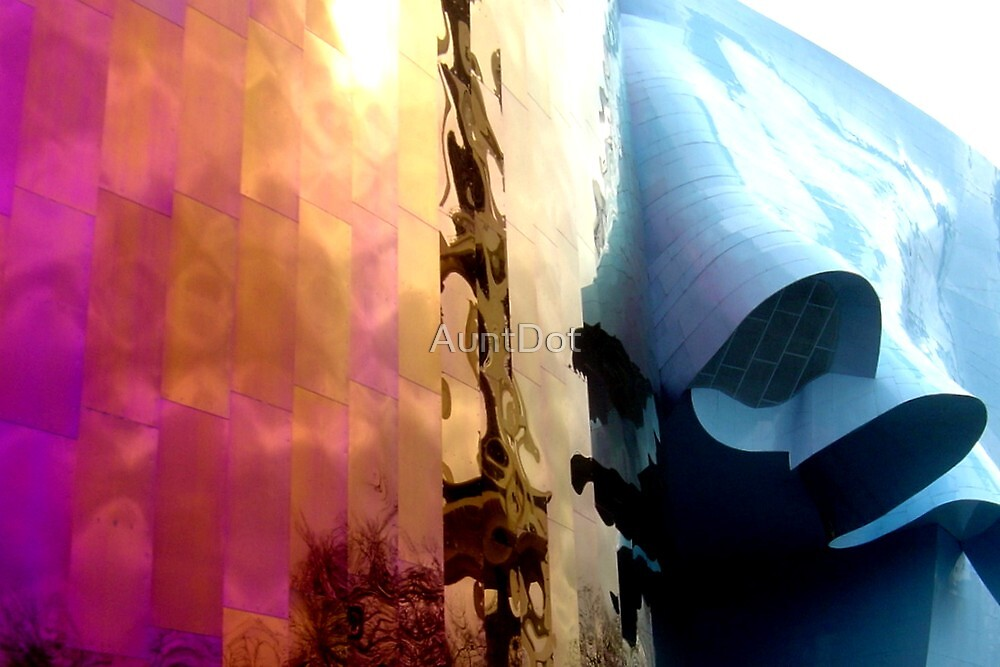 Experience Music Project by AuntDot