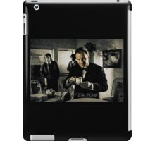 The Wolf - Pulp Fiction iPad Case/Skin
