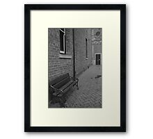 One Quiet Autumn Sunday ~ Castlemaine, Vic Framed Print