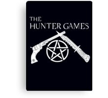 The Hunter Games Canvas Print