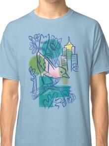 City Tweets Classic T-Shirt